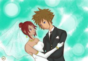 wedding... by Animequeen111