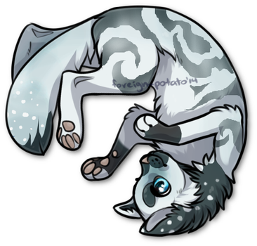Shake-Me-In-A-Snowglobe Adoptable (Closed) by The-Feline-Faction