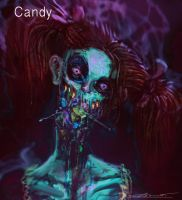 Candy by cinemamind