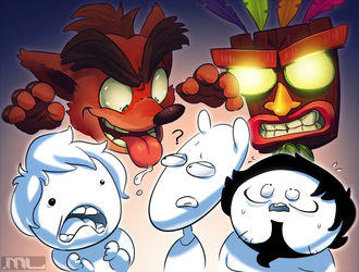OneyPlays best bois by MLeth