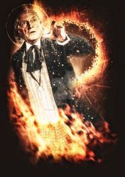 The Man Of Infinite Wisdom - DOCTOR WHO by YoungPhoenix3191