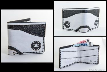 Stormtrooper Wallet by Adhras