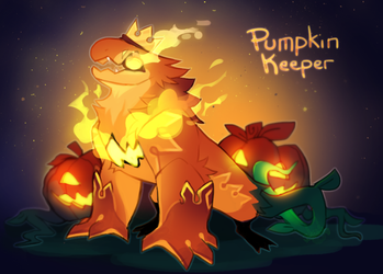 HS Pumpkin keeper JR | auction | CLOSED by Simonetry