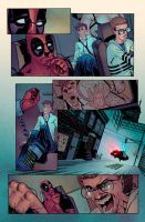 Deadpool MAX 9, Page 9, Color by Inkpulp