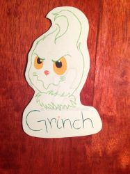 Grinch by Lonevet