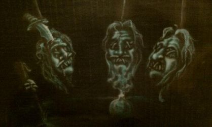 Shrunken Heads by theR3AP3R