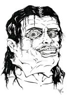 Leatherface close by dfmurcia