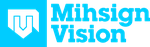 Mihsign Vision logo by CataArchive
