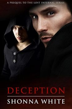 New Lost Infernal: Deception Cover by ShonnaWhite