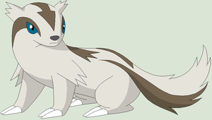 Pokemon Base 147~Linoone 1~