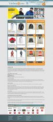 Webshop - Clothes2You by PageDesign