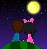We'll be counting stars by Trollan-gurl22