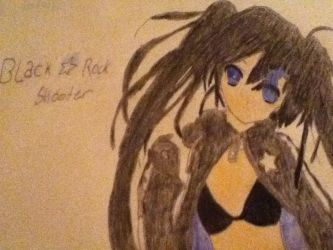 ~Black Rock Shooter~ by MikoSachiko