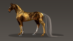 Reference gift for Unknownriderstable [SPEEDPAINT] by Catiza