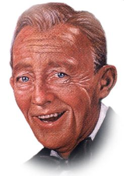 Bing Crosby by MonsterPappa