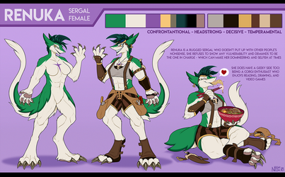 CM: Renuka Reference by NegaNeon