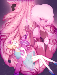 Pink Diamond by Erickiwi