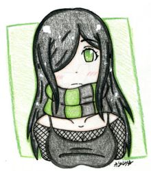 Aria [The Crawling City] by graychanthevamphog13