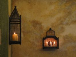 You cannot cage the light by Nariane