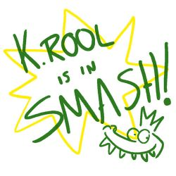 K.ROOL IS IN SMASH!! by FlintofMother3