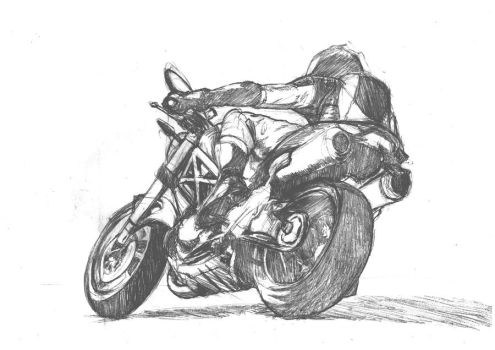 Ducati Monster by Rafaello46