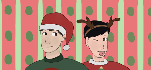Merry Christmas! by holdiisironic