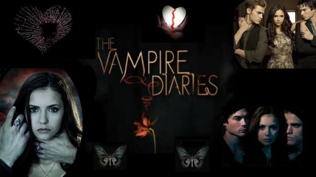 the vampire diaries 3 by emilyz94