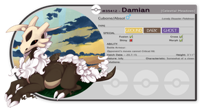 PKMNation: Damian - [55] by CatLuvsCookies