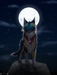 Moonlight by Bloodjer