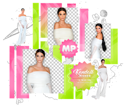 PACK PNG 1085  KENDALL JENNER by MAGIC-PNGS
