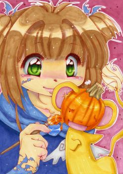 CCS Halloween goodness by nk-chan
