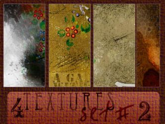 Large Texture Set 2 by delusionalmind