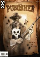 Old West Punisher by antmanx68