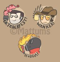 TF2 Buttons Preview by Matuska