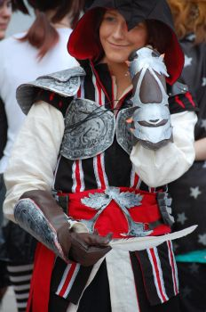 Ezio Auditore da Firenze (AC 2) by Vespertinea