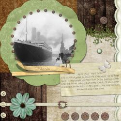 Titanic - 100 years on by Everild-Wolfden