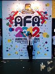 AFA Entrance by skemo-cindy