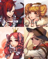 The top four by kawacy