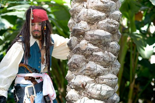 Captain Jack -cosplay by Consplayers