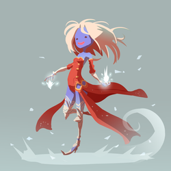 Super Jynx by MrRedButcher