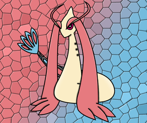 Milotic by I-Write-Strangely