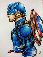 Captain America by Monesh98