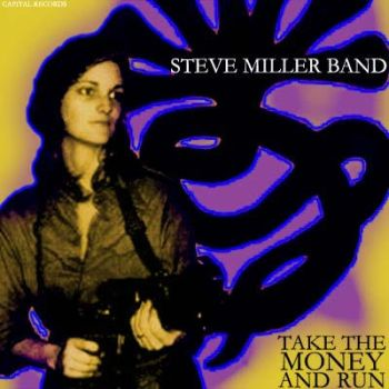 Steve Miller Take The Money 45 Record Sleeve by besound410