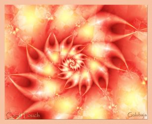 Coral Touch by Golubaja