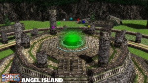 (MMD) Angel Island and Emeralds Download by SAB64
