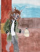 Christopher Bowes Alestorm by Jonas-D