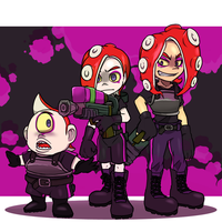 Male Octolings? by Spray-POKA