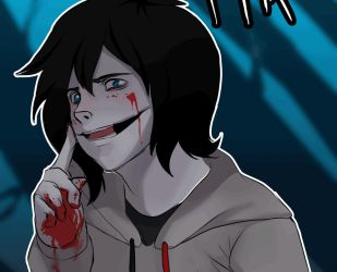 -jeff the killer GIF by lasky111
