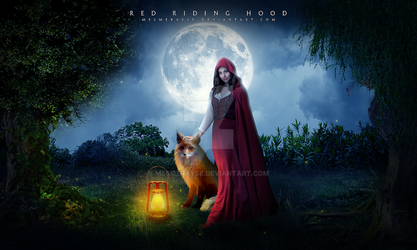 Red Riding Hood by mesmerayse