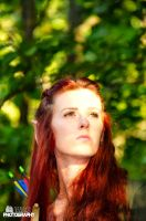 Tauriel by wbgphotography